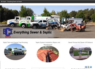 BCI Sewer and Septic - Cottonwood, CA