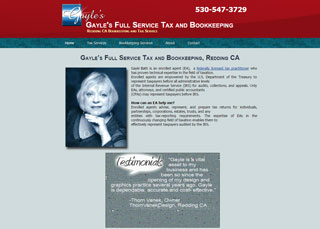 Gayles Bookkeeping - Redding, CA