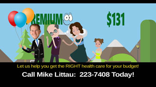 North State Insurance - Open Enrollment - Health Insurance – Covered California: Spot 2
